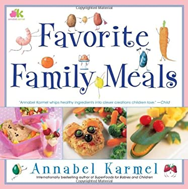 Favorite Family Meals 9780743275194