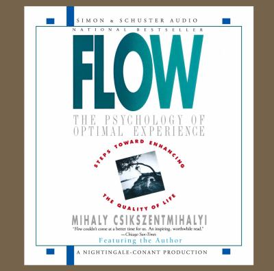 Flow: The Psychology of Optimal Experience 9780743525046
