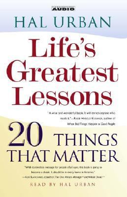 Life's Greatest Lessons: 20 Things That Matter 9780743536356