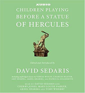 Children Playing Before a Statue of Hercules 9780743550192