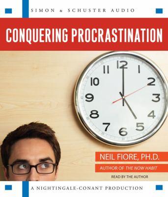 Conquering Procrastination 9780743573108