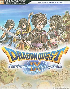 Dragon Quest IX: Sentinels of the Starry Sky 9780744012385