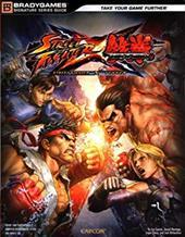 Street Fighter X Tekken Signature Series Guide 18307807