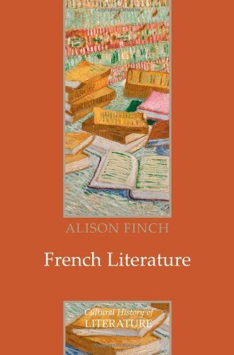 French Literature: A Cultural History 9780745628400