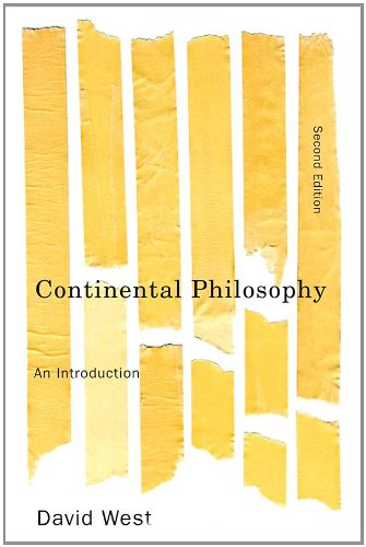Continental Philosophy: An Introduction 9780745645827