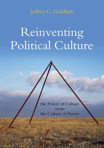 Reinventing Political Culture: The Power of Culture Versus the Culture of Power 9780745646374