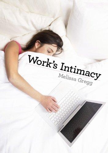 Work's Intimacy 9780745650289