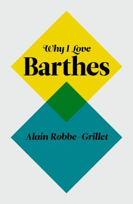 Why I Love Barthes 9780745650791