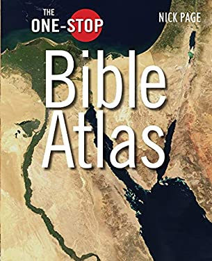 The One-Stop Bible Atlas 9780745953526
