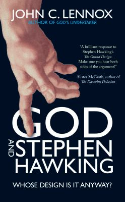 God and Stephen Hawking: Whose Design Is It Anyway? 9780745955490