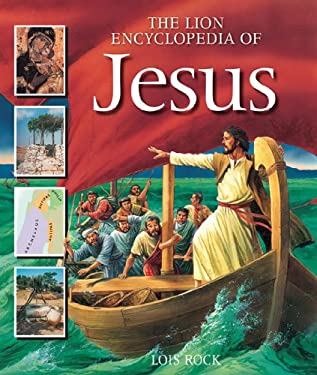 The Lion Encyclopedia of Jesus 9780745969367