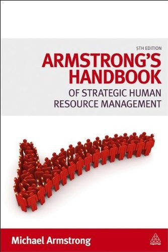 Armstrong's Handbook of Strategic Human Resource Management 9780749463946