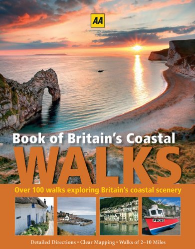 Book of Britain's Coastal Walks 9780749565992