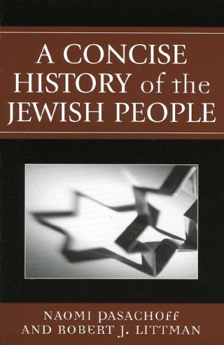 A Concise History of the Jewish People 9780742543669