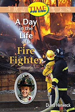 A Day in the Life of a Fire Fighter 9780743989428
