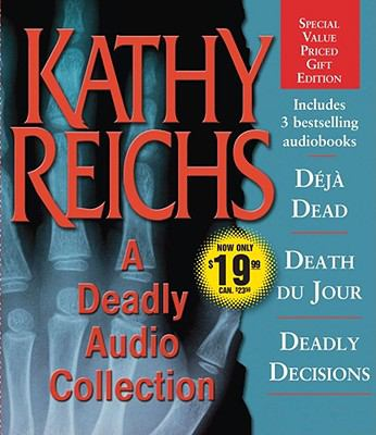 A Deadly Audio Collection: Deja Dead/Death Du Jour/Deadly Decisions 9780743581554