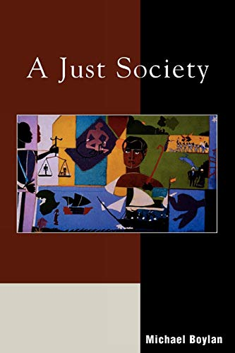A Just Society 9780742533271