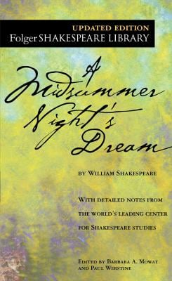 A Midsummer Night's Dream 9780743477543