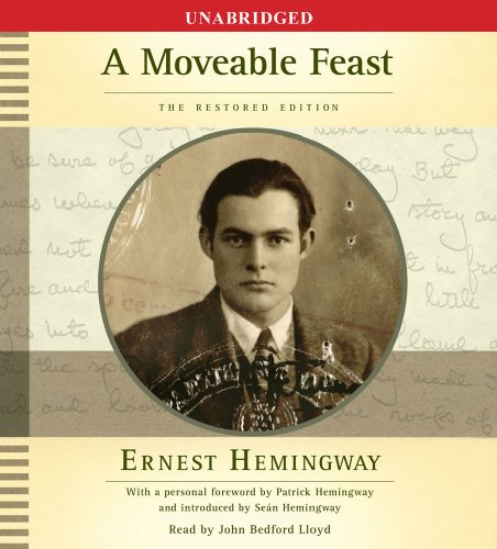 A Moveable Feast: The Restored Edition 9780743598170