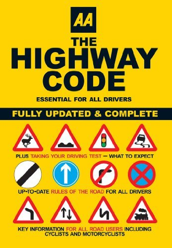 AA: The Highway Code: Essential for All Drivers 9780749552572