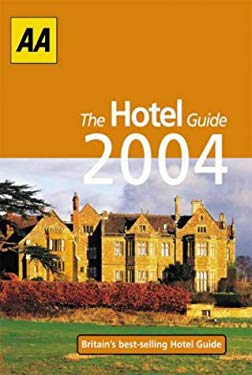 AA the Hotel Guide 9780749537548