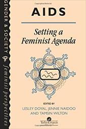 AIDS: Setting a Feminist Agenda 2780487