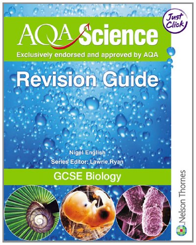 AQA GCSE Biology Revision Guide 9780748783120