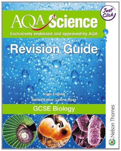 AQA GCSE Biology Revision Guide 9780748783120