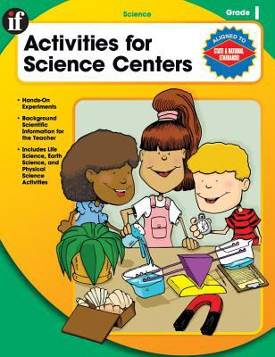 Activities for Science Centers 9780742428515