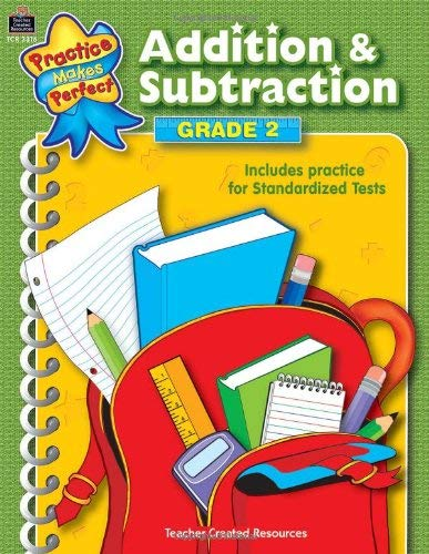 Addition & Subtraction Grade 2 9780743933162