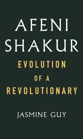 Afeni Shakur: Evolution of a Revolutionary 9780743470537