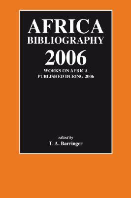 Africa Bibliography 2006 9780748634415