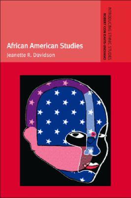 African American Studies 9780748637157