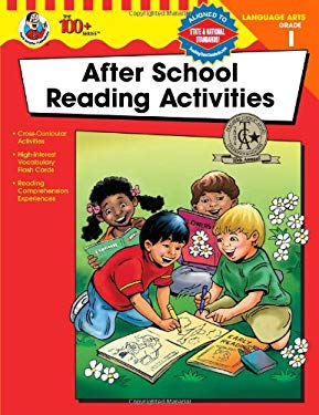 After School Reading Activities Grade 1 9780742417717