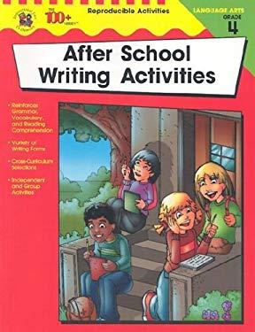 After School Writing Activities Grade 4