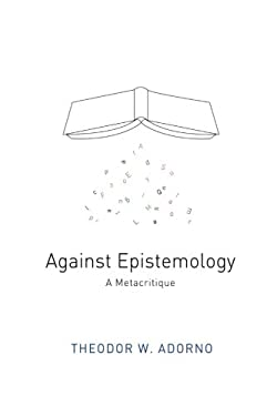 Against Epistemology 9780745665382