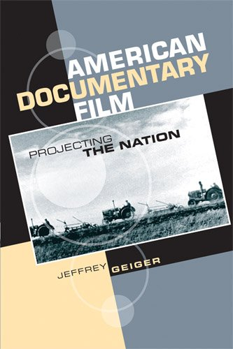 American Documentary Film: Projecting the Nation 9780748621484