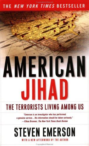 American Jihad: The Terrorists Living Among Us 9780743234351