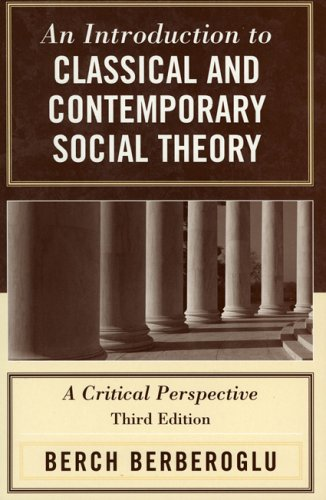 contemporary social theory Power, discourse, and gender in contemporary social theory  social theory,  feminist theory, and pragmatism to form a new critical theory of late-capitalist.