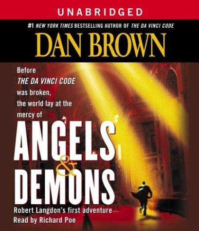 Angels & Demons 9780743538275