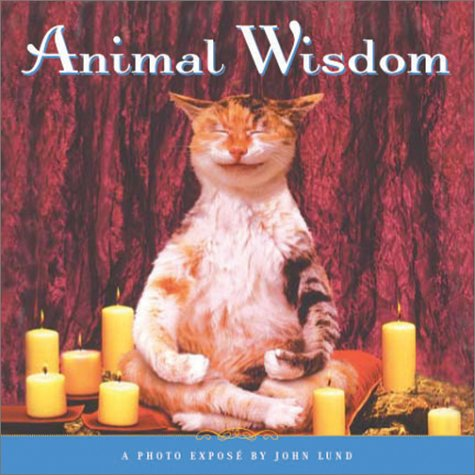 Animal Wisdom: More Animal Antics from John Lund 9780740738494