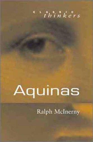 Aquinas 9780745626871