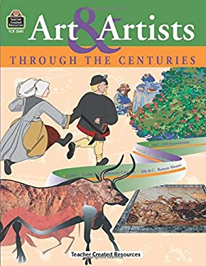Art & Artists Through the Centuries 9780743930819