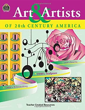Art & Artists of 20th Century America 9780743930871