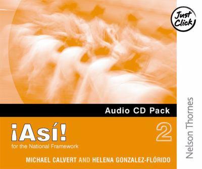 !Asi! 2 Audio CD Pack Higher 9780748791668