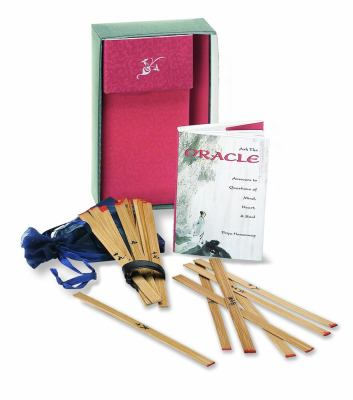 Ask the Oracle: Answers to Questions of Mind, Heart, and Soul [With Marked Sticks & Bag] 9780740741302