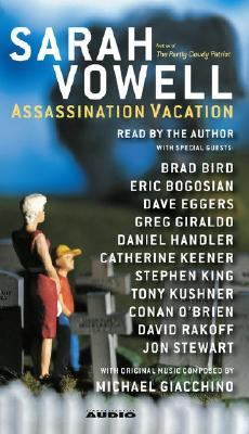 Assassination Vacation 9780743540049