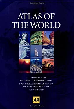 Atlas of the World 9780749553067