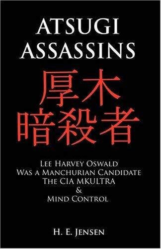 Atsugi Assassins 9780741440778