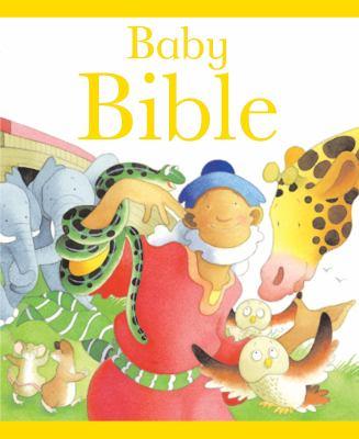 Baby Bible 9780745949949